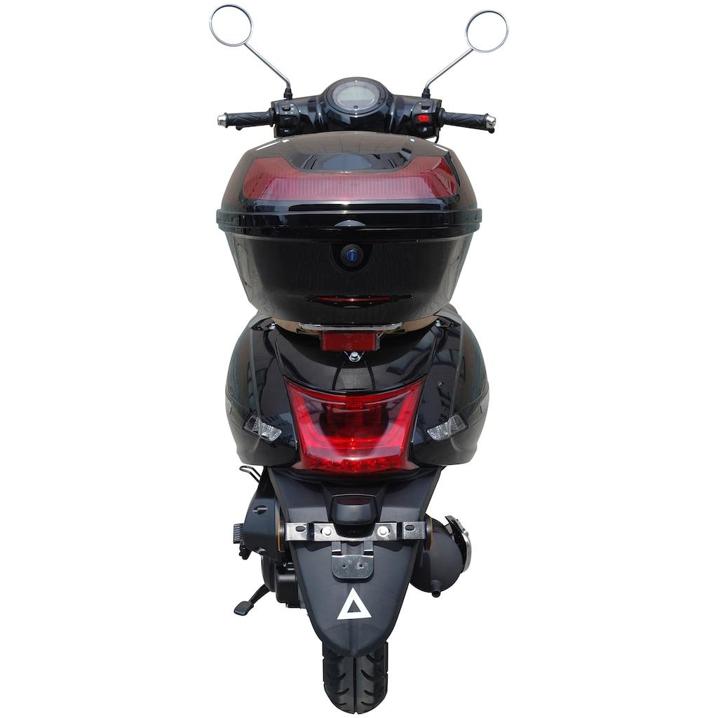GT UNION Motorroller »Medina«, 3,1 PS, inkl. Topcase
