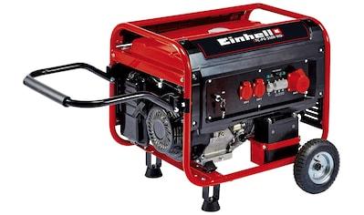 EINHELL Stromerzeuger »TC - PG 5500 WD«, 7 kW, 25 L Benzintank kaufen