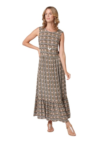 Ambria Kleid mit weit fließenden, lässig angesetztem Rock kaufen
