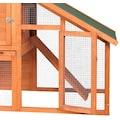 ABUKI Kleintierstall »Tilda«, BxTxH: 125x66x99,5 cm