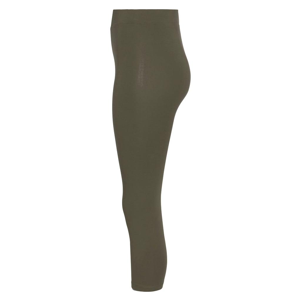 Only 3/4-Leggings, (2er-Pack)
