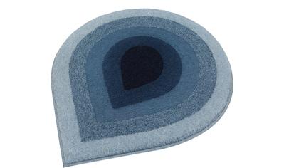 Kleine Wolke Badematte »Isa«, Höhe 20 mm, rutschhemmend beschichtet, fußbodenheizungsgeeignet kaufen
