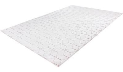calo-deluxe Teppich »Jardan-1000«, rechteckig, 20 mm Höhe, besonders weich durch... kaufen