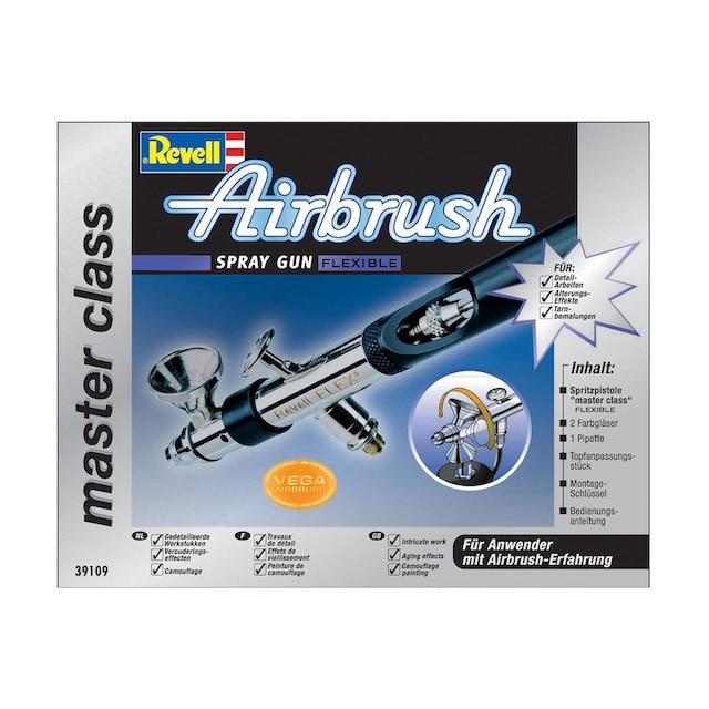 """Revell® Farbsprühgerät """"Airbrush-Pistole - Spray gun master class Flexible"""""""