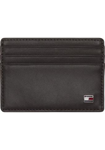 Tommy Hilfiger Kartenetui »ETON CC HOLDER«, aus echtem Leder kaufen