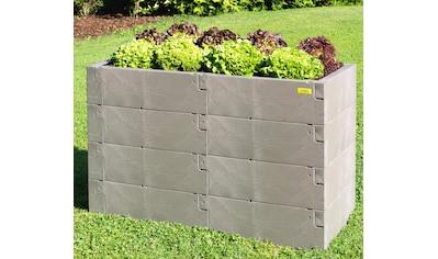 JUWEL Hochbeet »Timber«, BxTxH: 130x60x80 cm kaufen