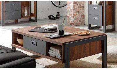 Home affaire Couchtisch »Detroit«, Breite 113 cm, im angesagten Industrial-Look kaufen