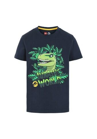 """LEGO® Wear Kurzarmshirt »M12010109«, """"mit großem Dino Druck"""" kaufen"""