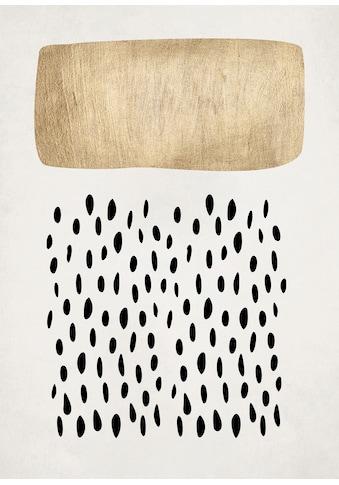 living walls Fototapete »ARTist Opus No. 5«, abstrakte Kunst, Vlies, glatt kaufen