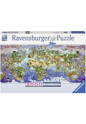 """Ravensburger Puzzle """"Wunder der Welt"""" kaufen"""