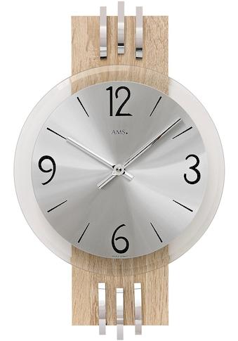 AMS Wanduhr »W9228« kaufen