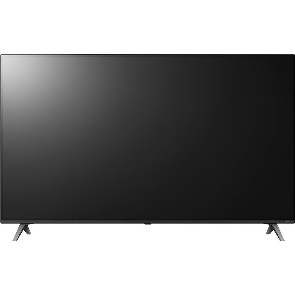 LG 55SM8050PLC LED-Fernseher (139 cm / (55 Zoll), 4K Ultra HD, Smart-TV