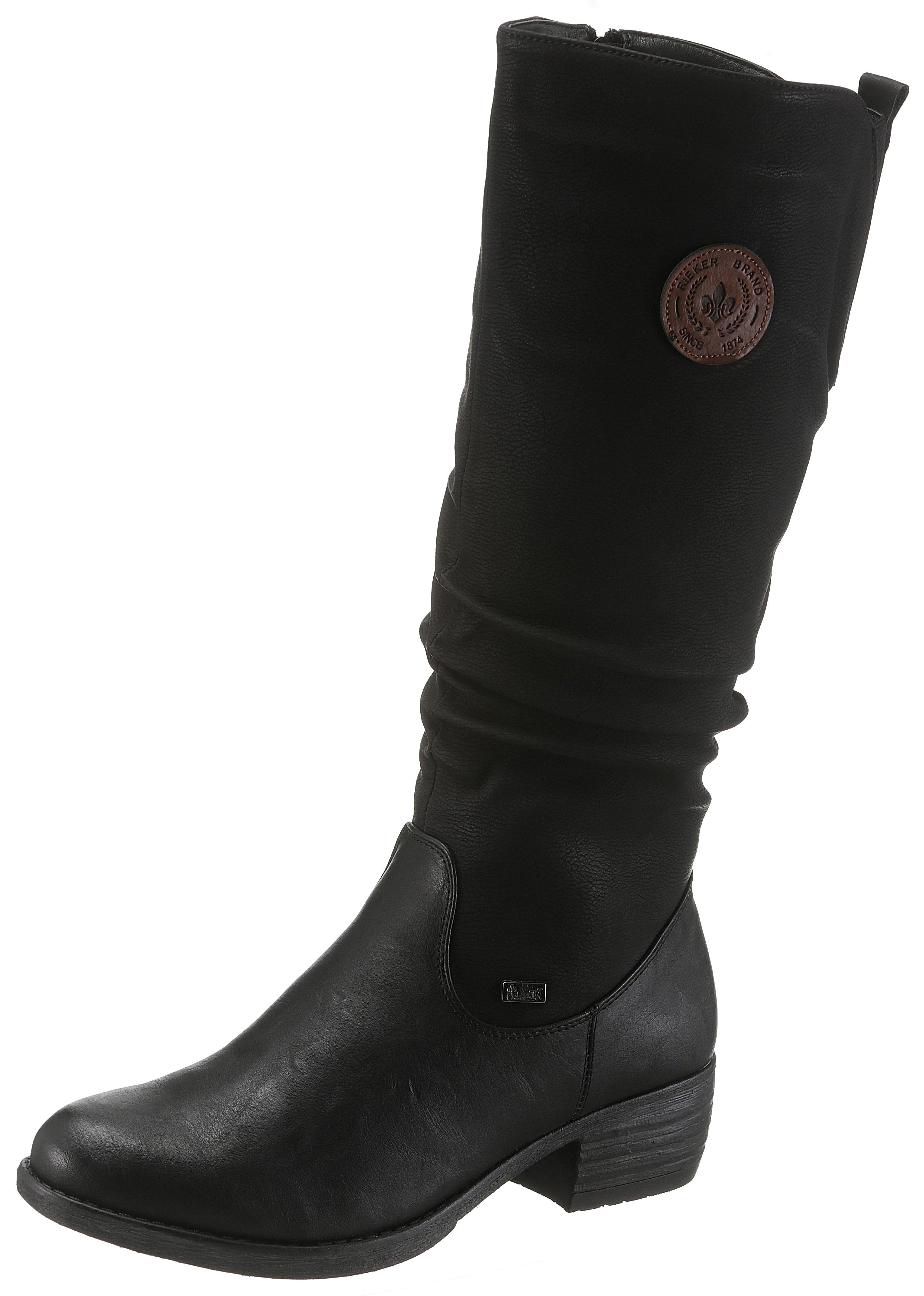 Rieker Winterstiefel | Schuhe > Stiefel > Winterstiefel | Schwarz | Rieker