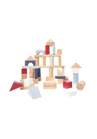 EverEarth® Spielbausteine »Lifestyle Building Blocks«, (Set, 50 St.), FSC®-Holz aus... kaufen