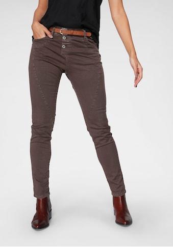 Please Jeans Boyfriend-Jeans »P78A«, Original Boyfriend Colored kaufen