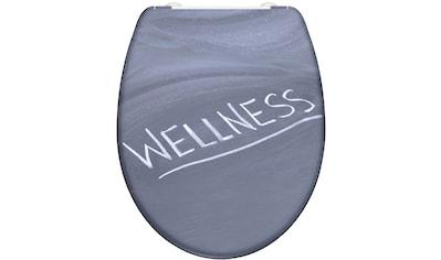 Schütte WC-Sitz »Wellness«, mit Absenkautomatik kaufen
