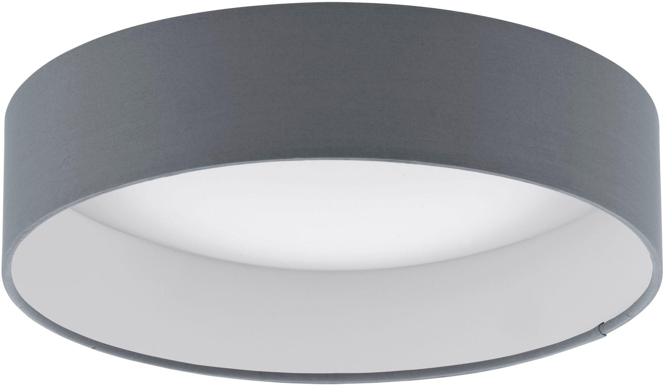 EGLO LED Deckenleuchte PALOMARO, LED-Board, Warmweiß, LED tauschbar