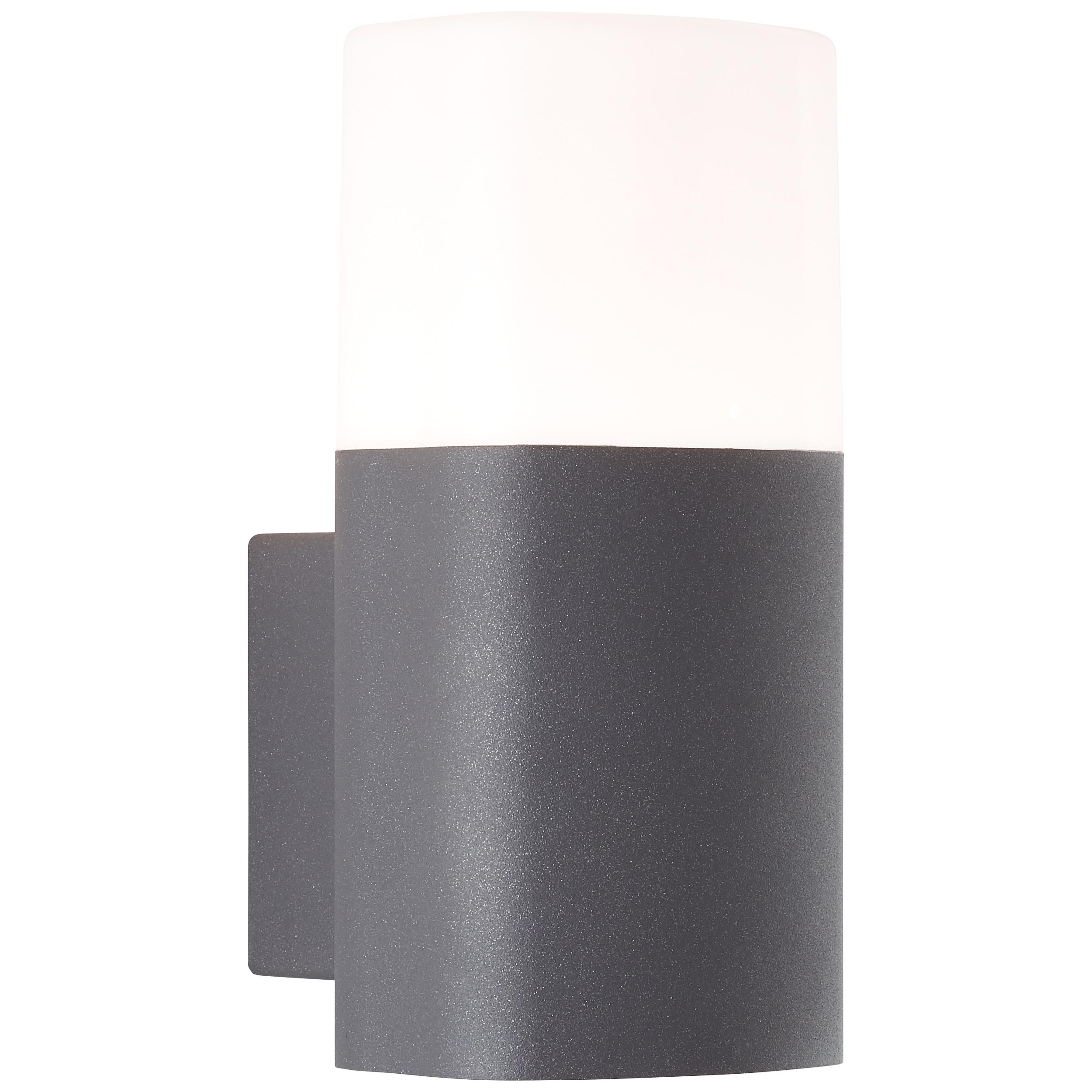 AEG Farlay LED Außenwandleuchte anthrazit