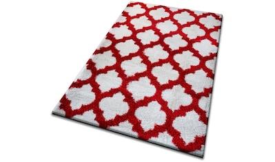 Hochflor - Teppich, »Everest 7124«, RESITAL The Voice of Carpet, rechteckig, Höhe 40 mm, maschinell gewebt kaufen