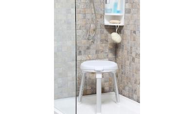 BISCHOF Hocker »Dusch -  und Badehocker«, belastbar bis 150 kg kaufen