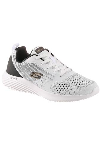 Skechers Sneaker »Bounder«, mit Air-Cooled Memory Foam kaufen