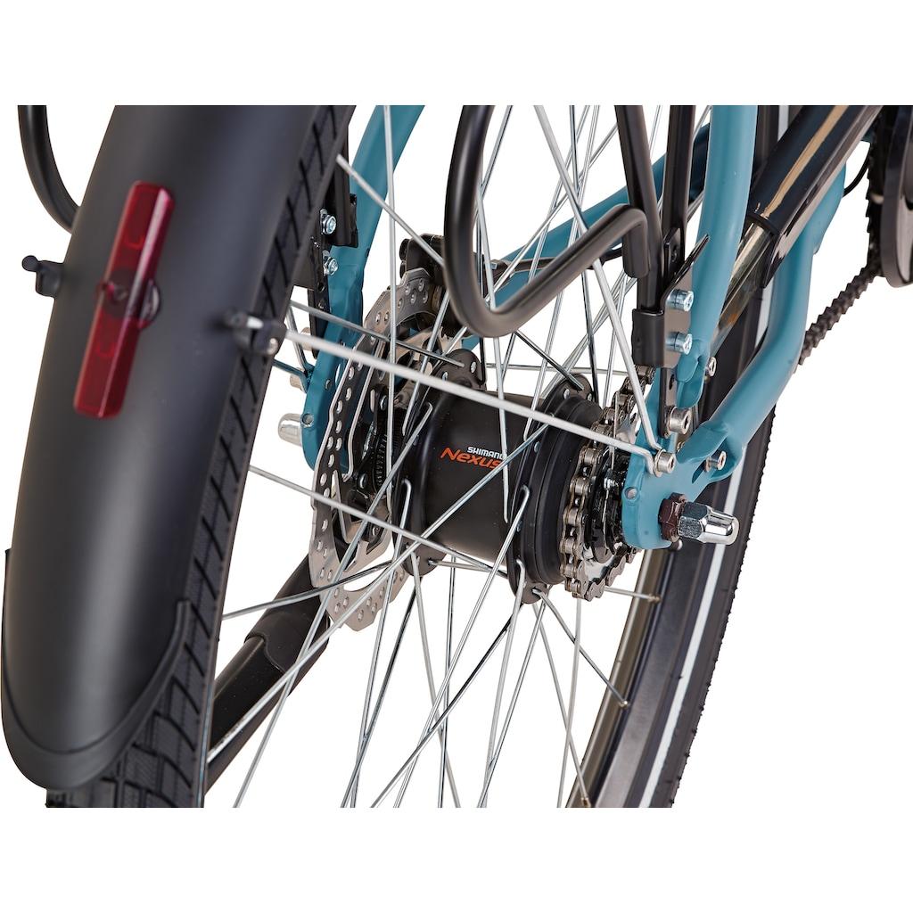 "Prophete Cityrad »GENIESSER 20.BTC.10 City Bike 28"" Disc«, Nabenschaltung"