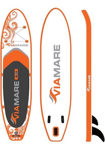 VIAMARE Inflatable SUP-Board »SUP Set VIAMARE 330 S Octopus orange« kaufen