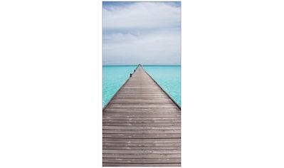 MYSPOTTI Duschrückwand »fresh F3 Walking over water«, 100 x 210 cm kaufen