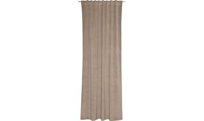 Vorhang, »Silvia«, WOHNIDEE - Kollektion, verdeckte Schlaufen 1 Stück kaufen
