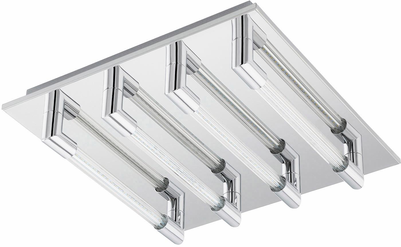 EGLO LED Deckenleuchte VELARDE, LED-Board, Warmweiß, LED Deckenlampe