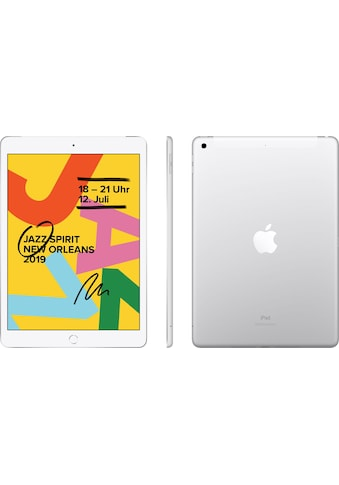 Apple »10.2 iPad Wi - Fi Cellular 32GB (2019)« Tablet (10,2'', 32 GB, iOS, 4G (LTE)) kaufen