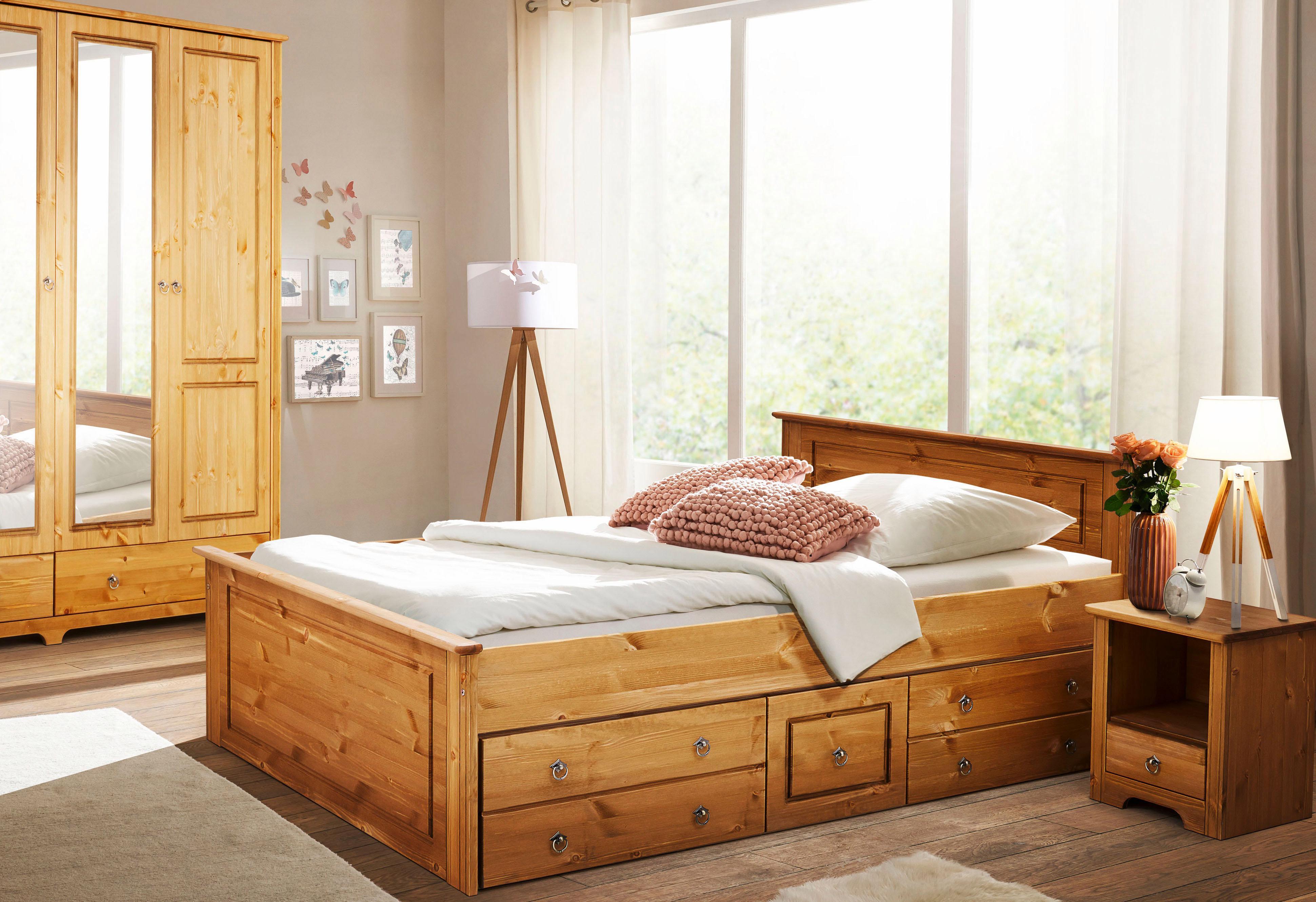 Home affaire Schlafzimmer-Set »Hugo« (Set, 3-tlg) kaufen   BAUR