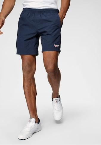 Reebok Classic Shorts »CL D WOVEN SHORT« kaufen