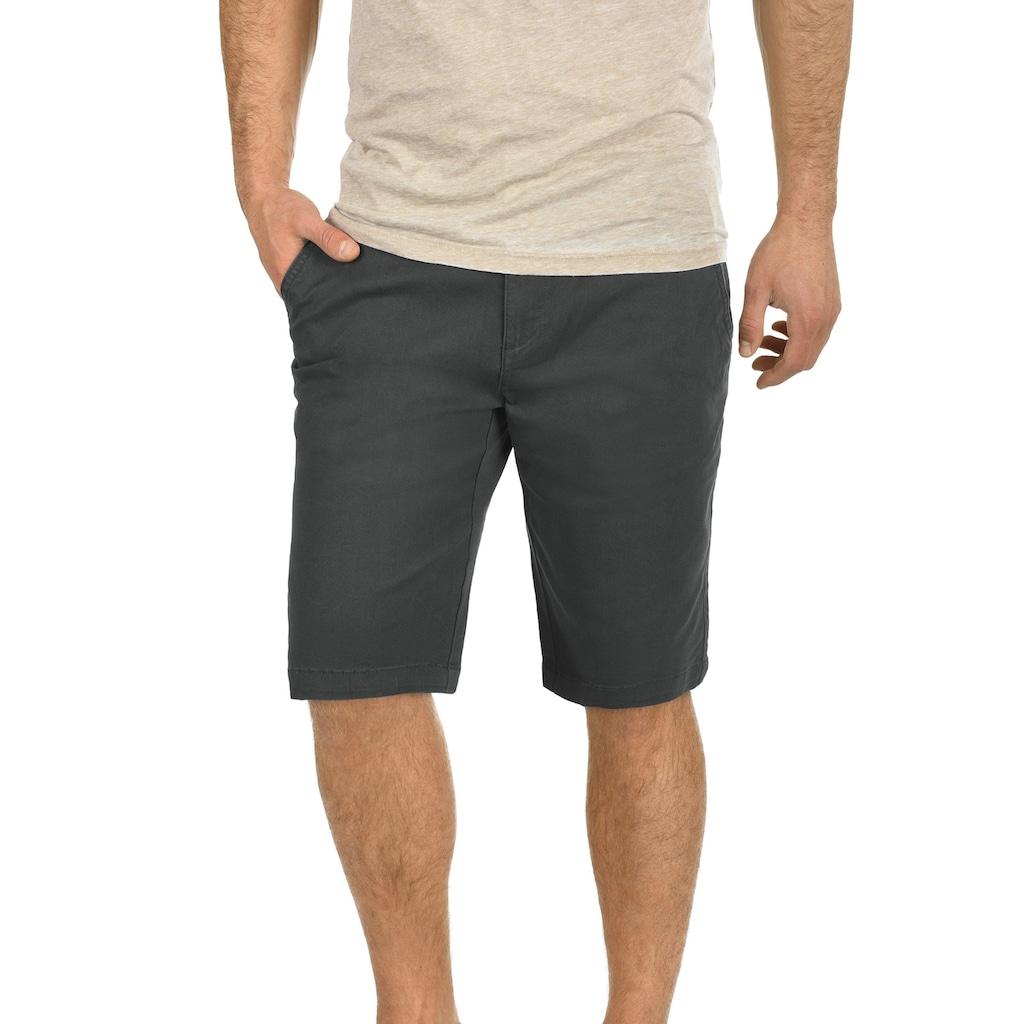 Solid Chinoshorts »Lamego«, kurze Hose mit knöpfbaren Gesäßtaschen