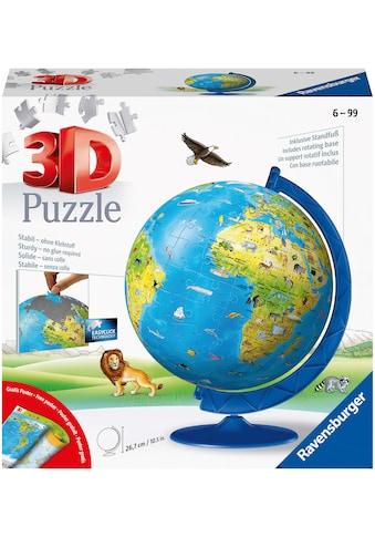 Ravensburger Puzzleball »Kinderglobus in deutscher Sprache«, Made in Europe, FSC® - schützt Wald - weltweit kaufen