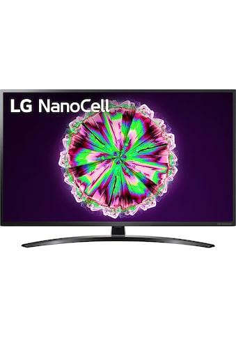 LG 55NANO796NE LED - Fernseher (139 cm / (55 Zoll), 4K Ultra HD, Smart - TV kaufen