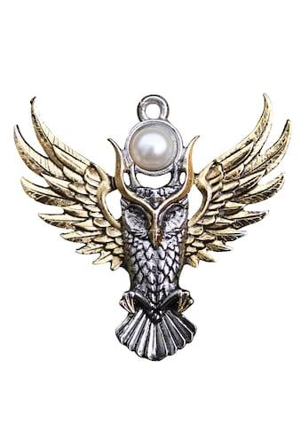 Adelia´s Amulett »Briar Bestiarium«, Eule der Athene Brosche - Für magische Weisheit kaufen