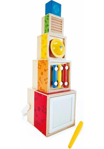 """Hape Spielzeug - Musikinstrument """"Musik - Stapelwürfel"""" kaufen"""
