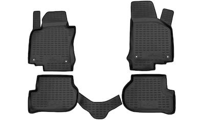 WALSER Passform - Fußmatten »XTR«, für VW Golf 5 BJ 2003  -  2009 kaufen