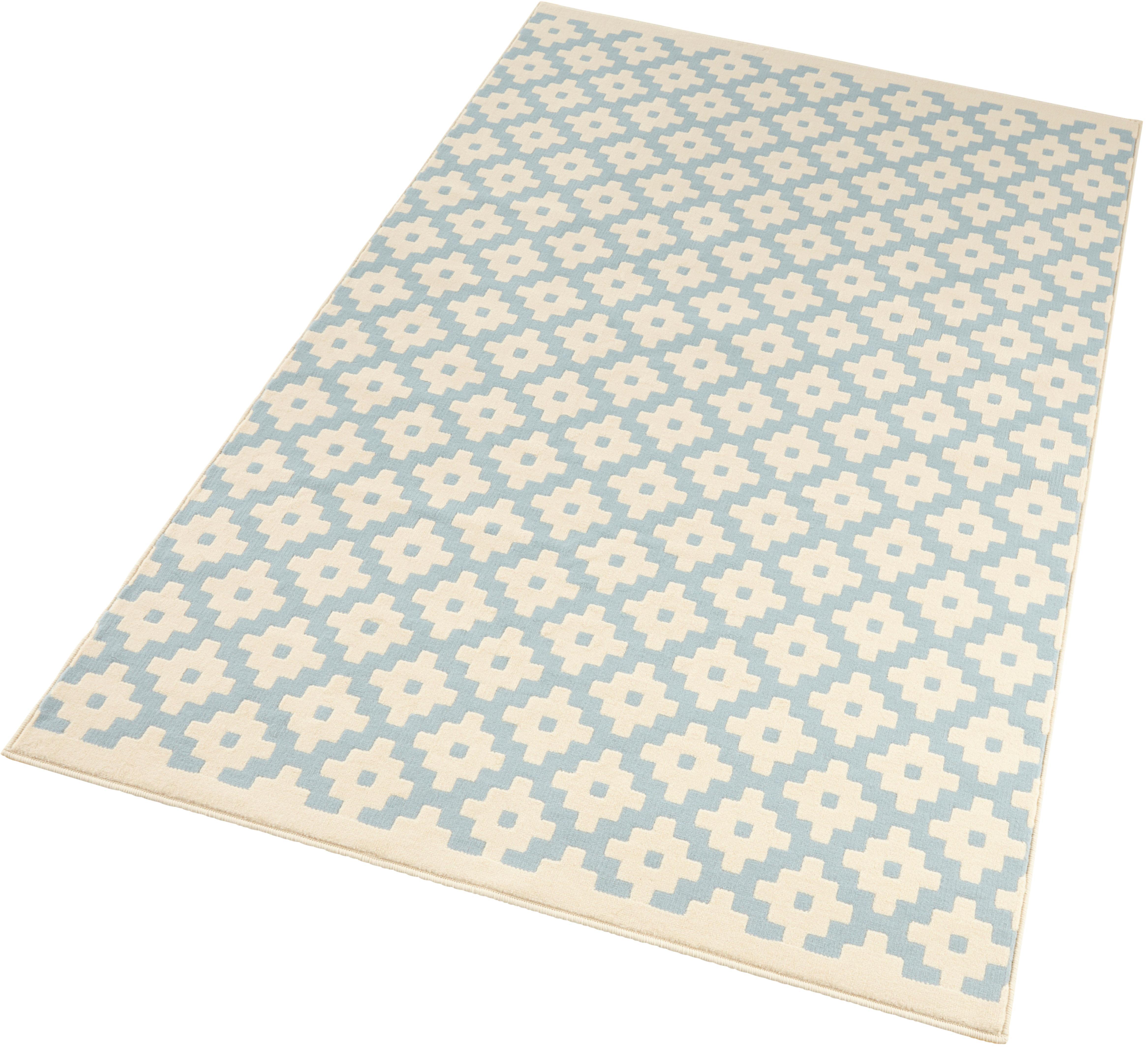 Teppich Lattice HANSE Home rechteckig Höhe 9 mm maschinell gewebt