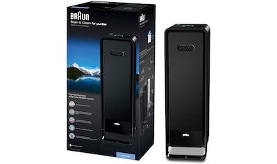 Braun Luftreiniger »BFD104BE2 Scan & Clean«, bis zu 129 m2, Dreifachfilterung, Luftqualitätssensor kaufen