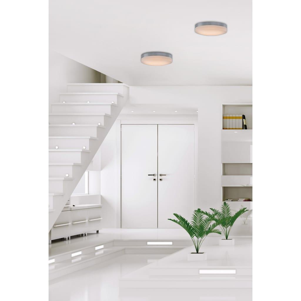 näve LED Deckenleuchte »Paris«, LED-Board, Neutralweiß-Tageslichtweiß-Warmweiß-Kaltweiß, mit RGB-Farbwechsler