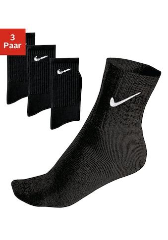 Nike Sportsocken, (3 Paar), mit Frottee kaufen