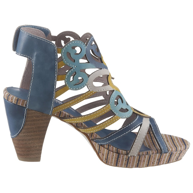 LAURA VITA Sandalette »Ficneo«