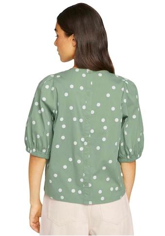 TOM TAILOR Denim Shirtbluse, mit Ballonärmeln kaufen