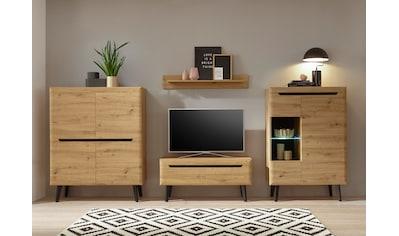 my home Wohnwand »Torge« (Set, 4 - tlg) kaufen