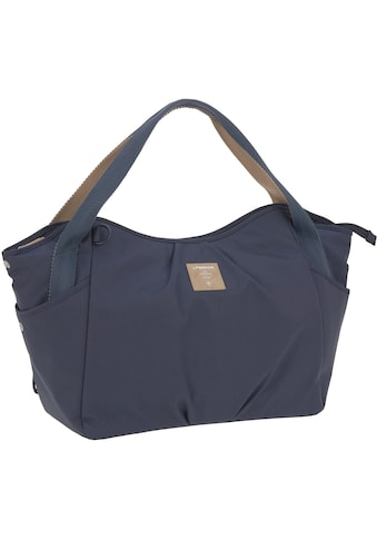 Lässig Wickeltasche »Casual Twin Bag, Navy«, mit Rucksackfunktion und Wickelunterlage kaufen