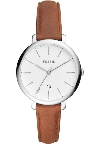 Fossil Quarzuhr »JACQUELINE, ES4368« kaufen