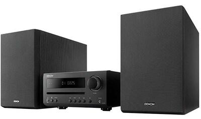 Denon Kompaktanlage »D-T1«, (Bluetooth FM-Tuner mit RDS 30 W) kaufen