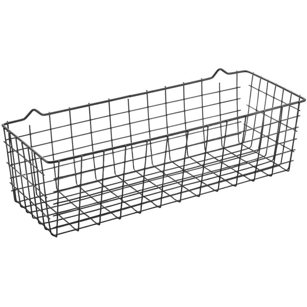Metaltex Allzweckkorb, (2 St.), flexibel einsetzbar